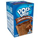 Kellogg's Pop-Tarts Frosted Chocolate Fudge Toaster Pastries 8Ct