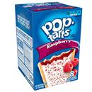 Kellogg's Pop-Tarts Frosted Raspberry Toaster Pastries 8Ct