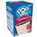 Kellogg&#39s Pop-Tarts Frosted Strawberry Toaster Pastries 8Ct