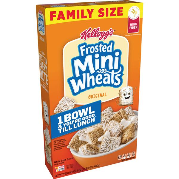 Kellogg's Original Frosted Mini Wheats