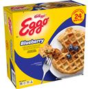 Kellogg's Eggo Blueberry Waffles 24 ct