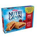 Kellogg's Nutri Grain Soft Baked Cherry Breakfast Bars 8-1.3 oz Bars