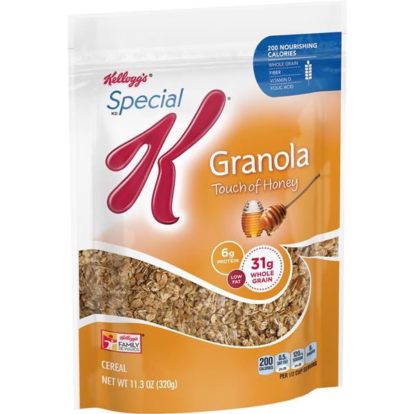 Kellogg's Special K Granola Touch of Honey Cereal