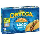 Ortega Yellow Corn Taco Shells 18Ct