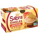 Sabra Singles Roasted Red Pepper Hummus 6 ct. Box