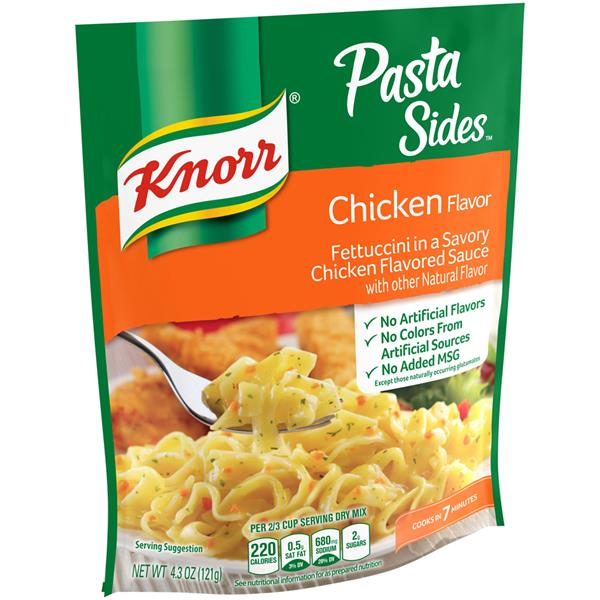 Knorr Pasta Sides Chicken Hy Vee Aisles Online Grocery
