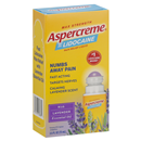 Aspercreme Max Strength 4% Lidocaine Infused with Lavender Essential Oil