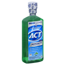 Act Act Anticavity Alcohol Free Mint Fluoride Rinse