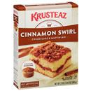 Krusteaz Cinnamon Swirl Crumb Cake & Muffin Mix