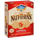 Blue Diamond Smokehouse Almond Nut Thins Nut & Rice Cracker Snacks