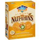 Blue Diamond Nut-Thins Pepper Jack Cheese Almond Nut & Rice Cracker Snacks