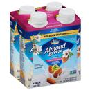 Blue Diamond Almonds Almond Breeze Unsweetened Vanilla Almondmilk - 4Ct