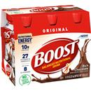 Boost Original Rich Chocolate Complete Nutritional Drink 6Pk