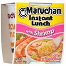 Maruchan Instant Lunch with Shrimp Ramen Noodles