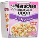 Maruchan Instant Lunch Udon Style Soy Sauce Flavor