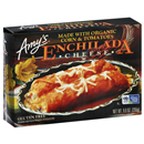 Amy's Cheese Enchilada with Organic Corn & Tomatoes