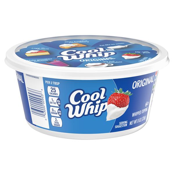 Kraft Cool Whip Original Whipped Topping | Hy-Vee Aisles ...