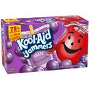 Kool-Aid Jammers Grape Flavored Drink 10-6 fl oz Pouches