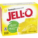 Jell-O Lemon Gelatin Dessert Mix