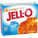 Jell-O Sugar Free Orange Low Calorie Gelatin Dessert