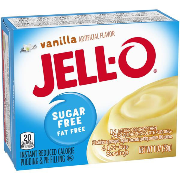 Jell O Sugar Free Fat Free Vanilla Instant Pudding Pie Filling Hy Vee Aisles Online Grocery Shopping