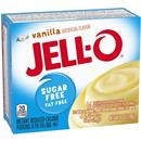 Jell-O Sugar Free Fat Free Vanilla Instant Pudding & Pie Filling