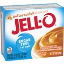 Jell-O Sugar Free Fat Free Butterscotch Instant Pudding & Pie Filling