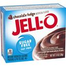 Jell-O Sugar Free Fat Free Chocolate Fudge Instant Reduced Calorie Pudding & Pie Filling