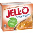 Jell-O Butterscotch Cook & Serve Pudding & Pie Filling
