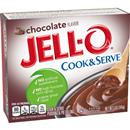 Jell-O Chocolate Cook & Serve Pudding & Pie Filling Mix 5 oz. Box