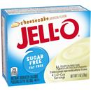 Jell-O Sugar Free Fat Free Cheesecake Instant Reduced Calorie Pudding & Pie Filling
