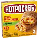 Hot Pockets Frozen Sandwiches Bacon, Egg & Cheese 2Ct
