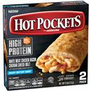 Hot Pockets Frozen Sandwiches Chicken Bacon Cheddar Cheese Melt 2Pk