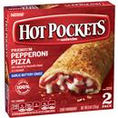 Hot Pockets Pepperoni Pizza with Garlic Buttery Crust 2pk