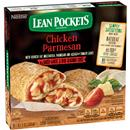 LEAN POCKETS Frozen Sandwiches Chicken Parmesan 2 ct Box