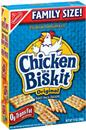 Nabisco Flavor Originals Chicken In A Biskit Baked Snack Crackers Family Size