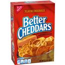 Nabisco Flavor Originals Better Cheddars Baked Snack Crackers
