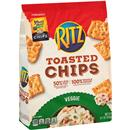 Nabisco Ritz Toasted Chips Veggie