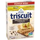 Nabisco Triscuit Cracked Pepper & Olive Crackers 12.5 oz. Box