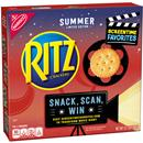 Nabisco Ritz Limited Edition Summer Crackers
