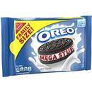 Nabisco Oreo Mega Stuf Chocolate Sandwich Cookies