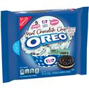 Nabisco Oreo Baskin Robbins Limited Edition Mint Chocolate Chip Chocolate Sandwich Cookies