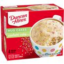 Duncan Hines Perfect Size for One Funtastic Confetti Cake Mix - 4 CT