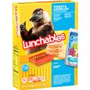 Lunchables Turkey & American Cracker Stackers Lunch Combination with Capri Sun Pacific Cooler Drink