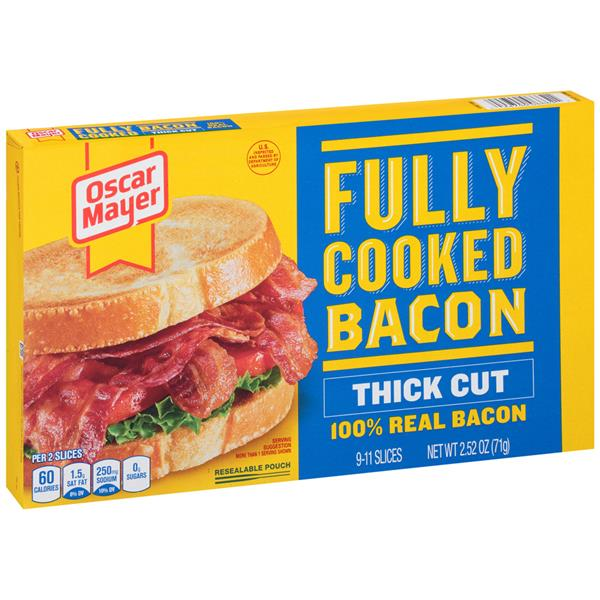 Oscar Mayer Mega Pack Thick Cut 4870 as well 38313297 as well Chop Tastic Chicken Blt Sandwich as well A8C594FC E10B 11DF A102 FEFD45A4D471 as well Oscar Mayer Mega Pack Real Baco 1588. on oscar mayer cooked bacon calories