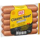Oscar Mayer Premium Beef Franks 10Ct