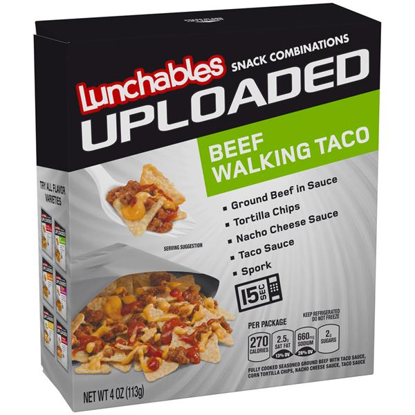 Lunchables Uploaded Walking Taco Just $/Each At Walmart With Printable Coupon! Posted on March 15th, by Printing Coupons Links in the post may contain affiliate links.