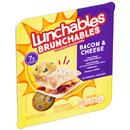 Lunchables Brunchables Bacon & Cheese Breakfast Sandwiches