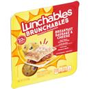 Lunchables Brunchables Sausage & Cheese Breakfast Sandwiches