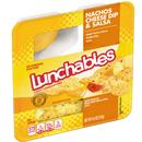 Lunchables Nachos Cheese Dip & Salsa Lunch Combination